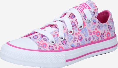 CONVERSE Sneaker 'CTAS OX' in hellblau / cyclam / pink / rosa / neonpink, Produktansicht