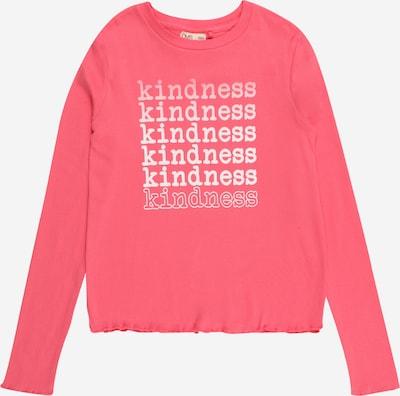OVS Shirt in pitaya / weiß, Produktansicht