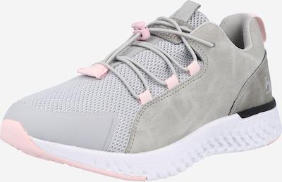 H.I.S Baskets basses en gris, Vue avec produit