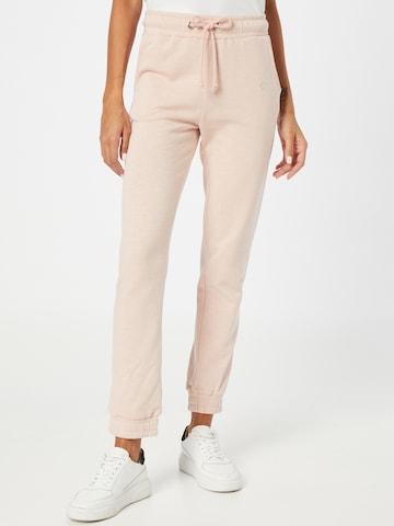 PRINCESS GOES HOLLYWOOD Παντελόνι σε ροζ