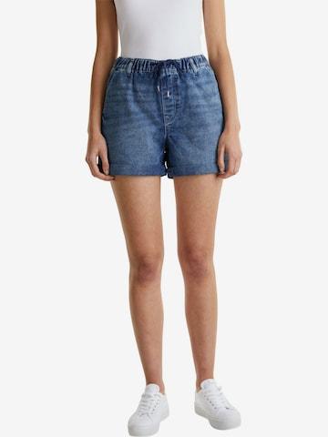 EDC BY ESPRIT Jeans in Blauw