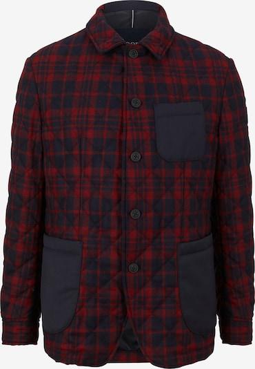 JOOP! Jeans Sakko 'Hantory' in navy / rot, Produktansicht