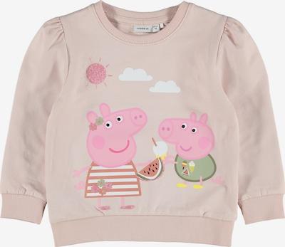 NAME IT Sweatshirt in de kleur Gemengde kleuren / Rosé, Productweergave
