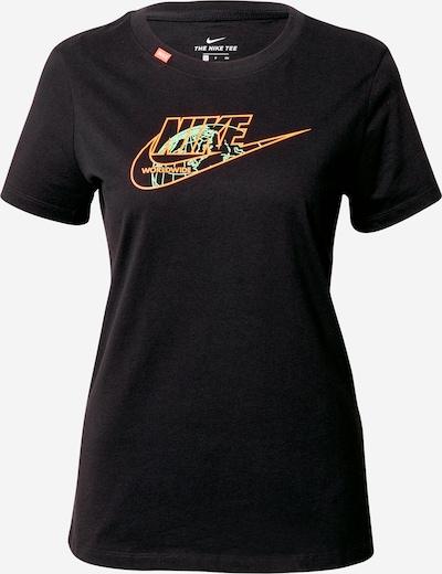 Nike Sportswear Funkčné tričko 'Worldwide 1' - čierna, Produkt