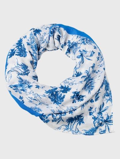 zero Loop in royalblau / weiß, Produktansicht