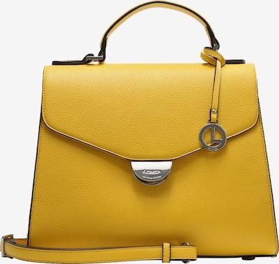 L.CREDI Henkeltasche 'Fenja' in gelb, Produktansicht