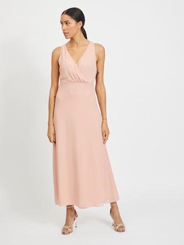 VILA Jurk in Roze