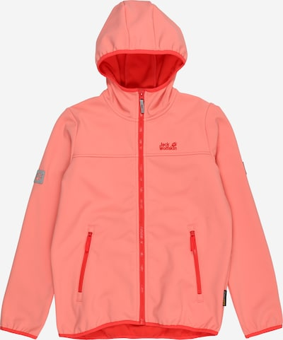 JACK WOLFSKIN Functional jacket 'FOUR WINDS' in dusky pink, Item view