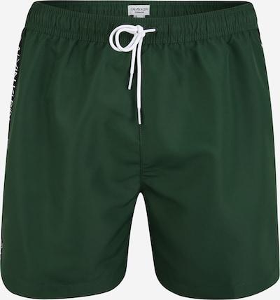 Calvin Klein Swimwear Badeshorts in grün, Produktansicht