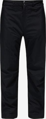 Pantalon outdoor 'Astral' Haglöfs en noir