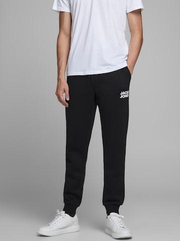 Pantalon 'Gordon' JACK & JONES en noir