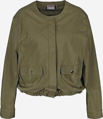 SAMOON Between-Season Jacket in Green