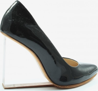 For H&M Hochfront-Pumps in 38 in schwarz, Produktansicht