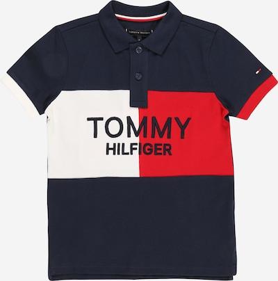 Tricou TOMMY HILFIGER pe bleumarin / roșu / alb, Vizualizare produs