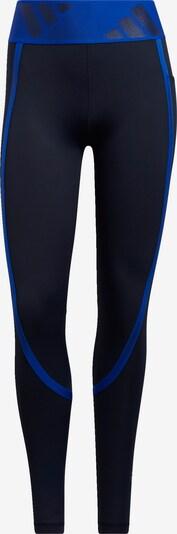ADIDAS PERFORMANCE Sportbroek in de kleur Blauw / Navy, Productweergave