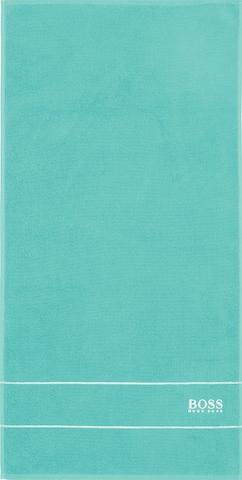 BOSS Home Towel in Blue