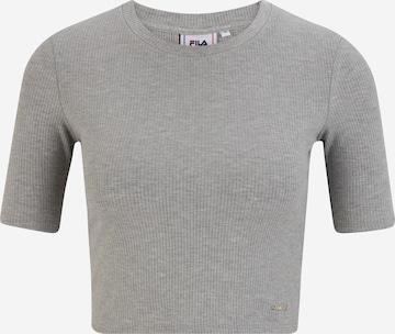 FILA Skjorte 'ELWYN' i grå
