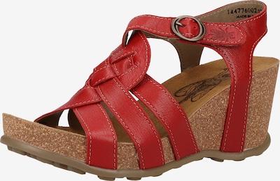 FLY LONDON Sandalen in rot, Produktansicht