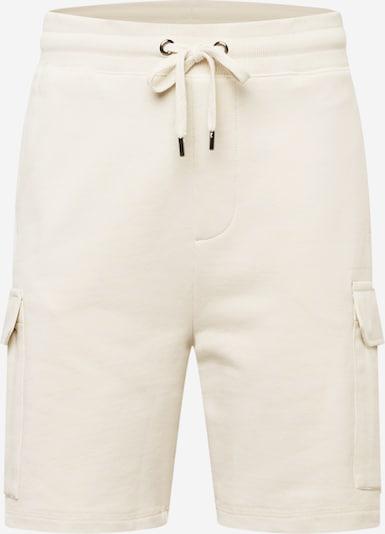 Pantaloni cu buzunare 'Kian' STRELLSON pe alb natural, Vizualizare produs