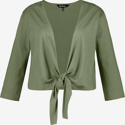 Ulla Popken Shirt in grasgrün, Produktansicht