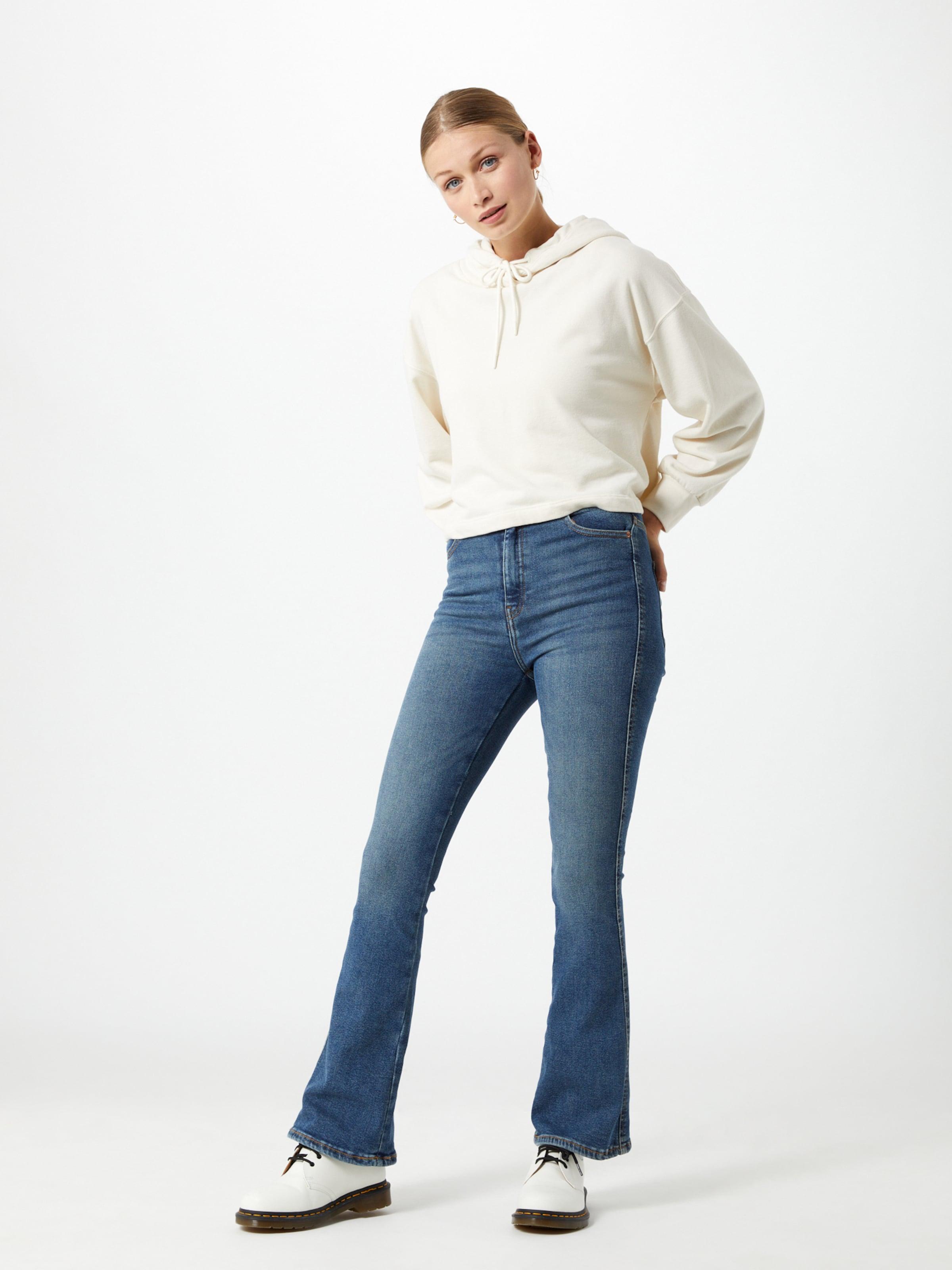 Dr. Denim Jeans 'Moxy' i blå denim