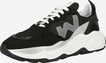 Sneaker low de la WOMSH pe negru