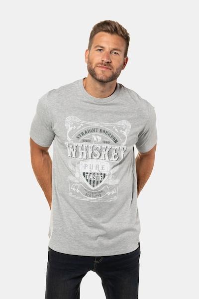 JP1880 T-Shirt in grau, Produktansicht