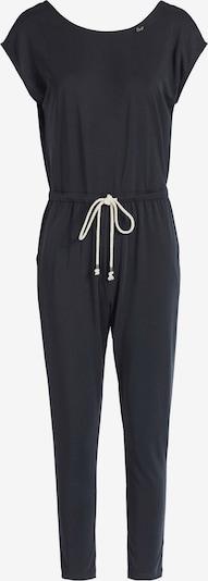 khujo Jumpsuit 'Ramone' in de kleur Zwart / Wit, Productweergave