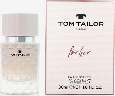 Tom Tailor FM Eau de Toilette in transparent, Produktansicht