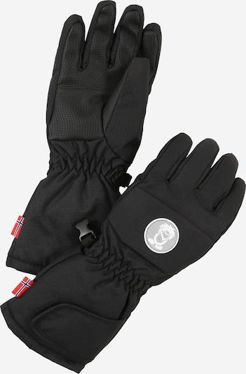 TROLLKIDS Handschoenen 'Narvik' in de kleur Zwart, Productweergave