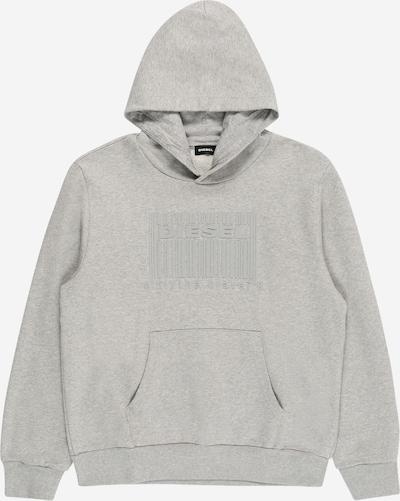 DIESEL Sweatshirt in graumeliert, Produktansicht