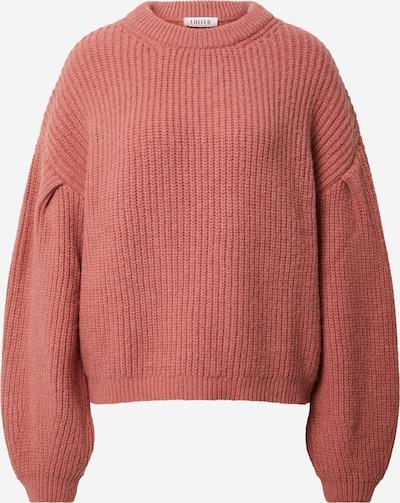 EDITED Sweter 'Beaneth' w kolorze różowy pudrowym, Podgląd produktu