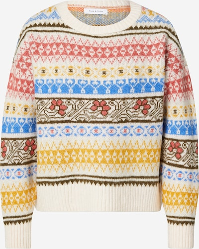ONLY Pullover 'LUNA' in mischfarben, Produktansicht