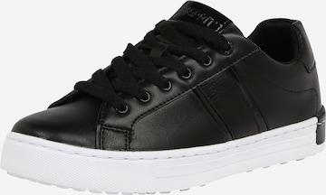 Sneaker low de la ESPRIT pe negru