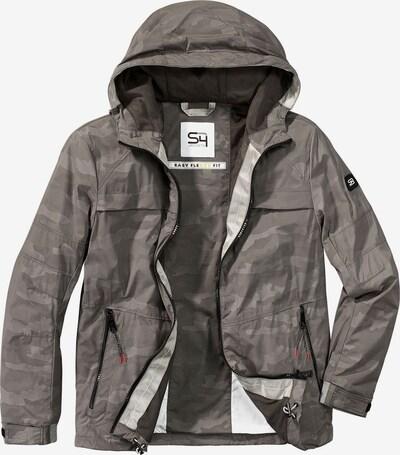 S4 Jackets Jacke in anthrazit / schwarz, Produktansicht