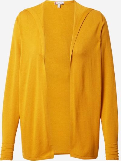 STREET ONE Cardigan en jaune, Vue avec produit