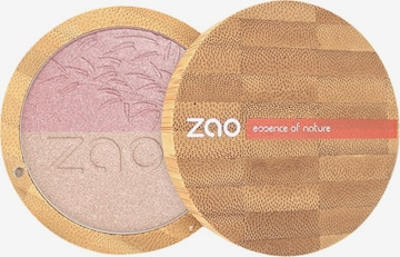 zao Puder 'Shine-Up Powder Duo' in Pink