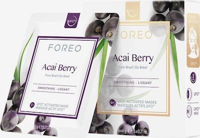 Foreo Maske 'Acai Berry' in weiß, Produktansicht