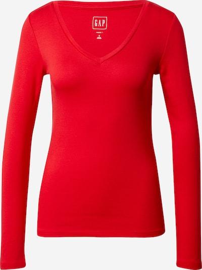 GAP Shirt in rot, Produktansicht