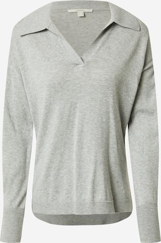 ESPRIT Pullover in Grau