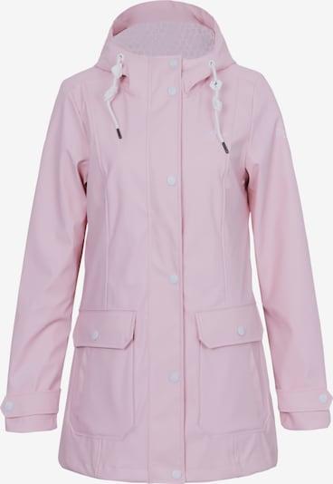 Dingy Rhythm Of The Rain Regenjacke 'Friesennerz' in pink, Produktansicht