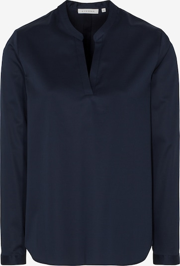 ETERNA Blouse in de kleur Donkerblauw, Productweergave
