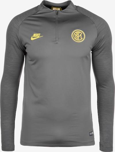 Nike Sportswear Tricot 'Inter Mailand Strike Drill' in de kleur Grijs, Productweergave