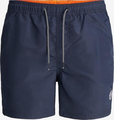 JACK & JONES Zwemshorts 'Bali' in de kleur Navy, Productweergave