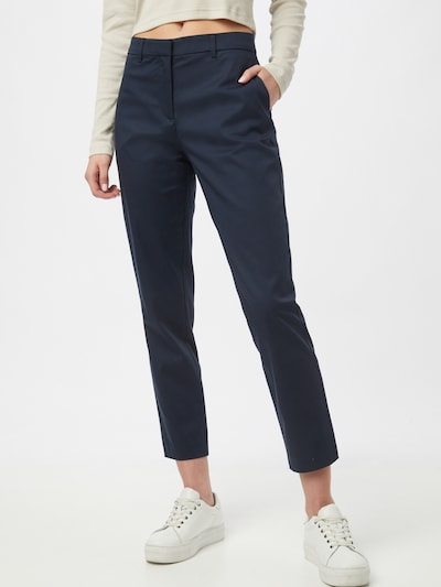 FIVEUNITS Chino trousers 'Kylie' in Navy, View model