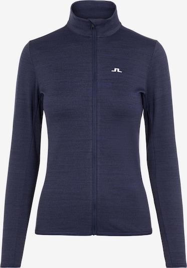 J.Lindeberg Sportjas 'Lauryn' in de kleur Navy, Productweergave