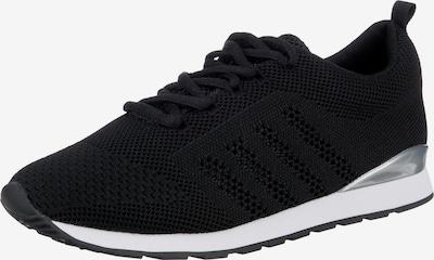 Lynfield Sneaker in schwarz / silber, Produktansicht