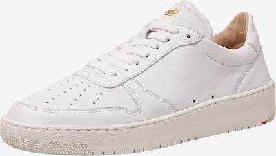 LLOYD Sneaker mit Lederfutter in weiß, Produktansicht