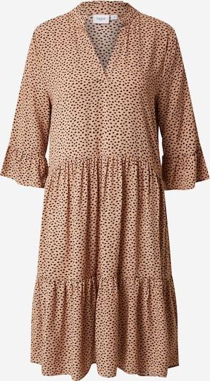Rochie tip bluză 'Eda' SAINT TROPEZ pe bej / negru, Vizualizare produs