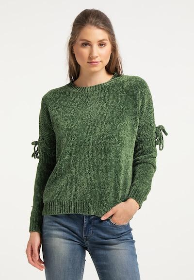 IZIA Pullover in grün, Modelansicht